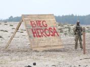 Bieg Herosa - Pustynia Błędowska 2017