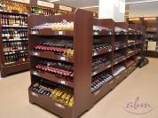 Sklep/stoisko alkoholowe – Zakopane 2009