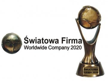 Nagroda Światowa Firma Worldwide Company 2020 dla ABM