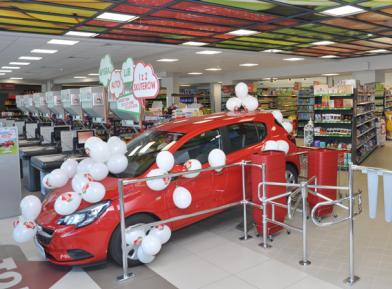 Supermarket JAN nowa inwestycja w Skawinie