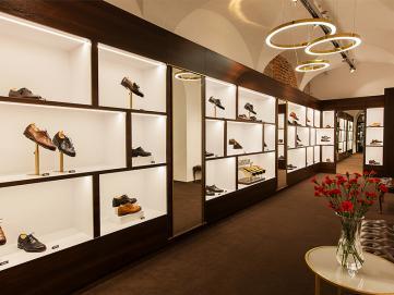 Wyjątkowy salon obuwniczy w sercu Krakowa
