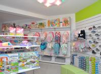 Children's shop fitting