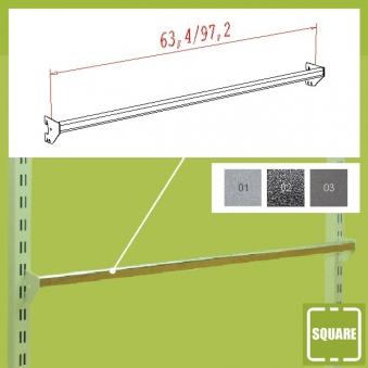 system-sklepowy-square-ramie-krotkie-z-drazkiem-chrom