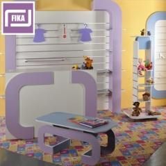 Ladenbausystem FIKA