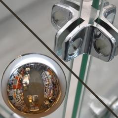 Lustra , szkło, złączki
