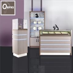 Ladenbausystem - Juwelier ONYKS