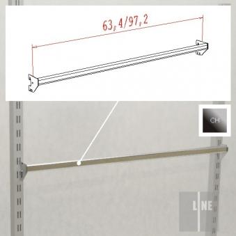 system-sklepowy-line-ramie-owalne-krotkie-chrom