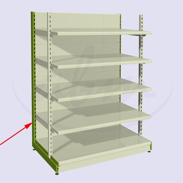 Leg-wall shelving<br> MEDIUM ARM-NP-<br>21/7 / 84