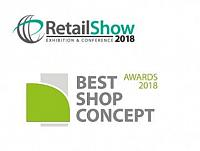 BEST SHOP CONCEPT 2018 dla ABM-u