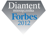 Diament forbesa – 2012 | Prizes, awards and certificates